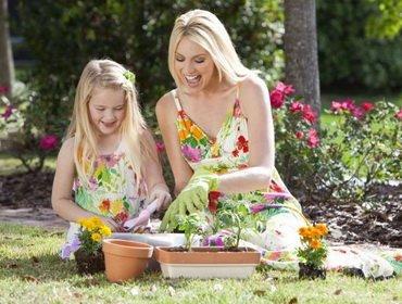 Чем заняться с детьми в саду