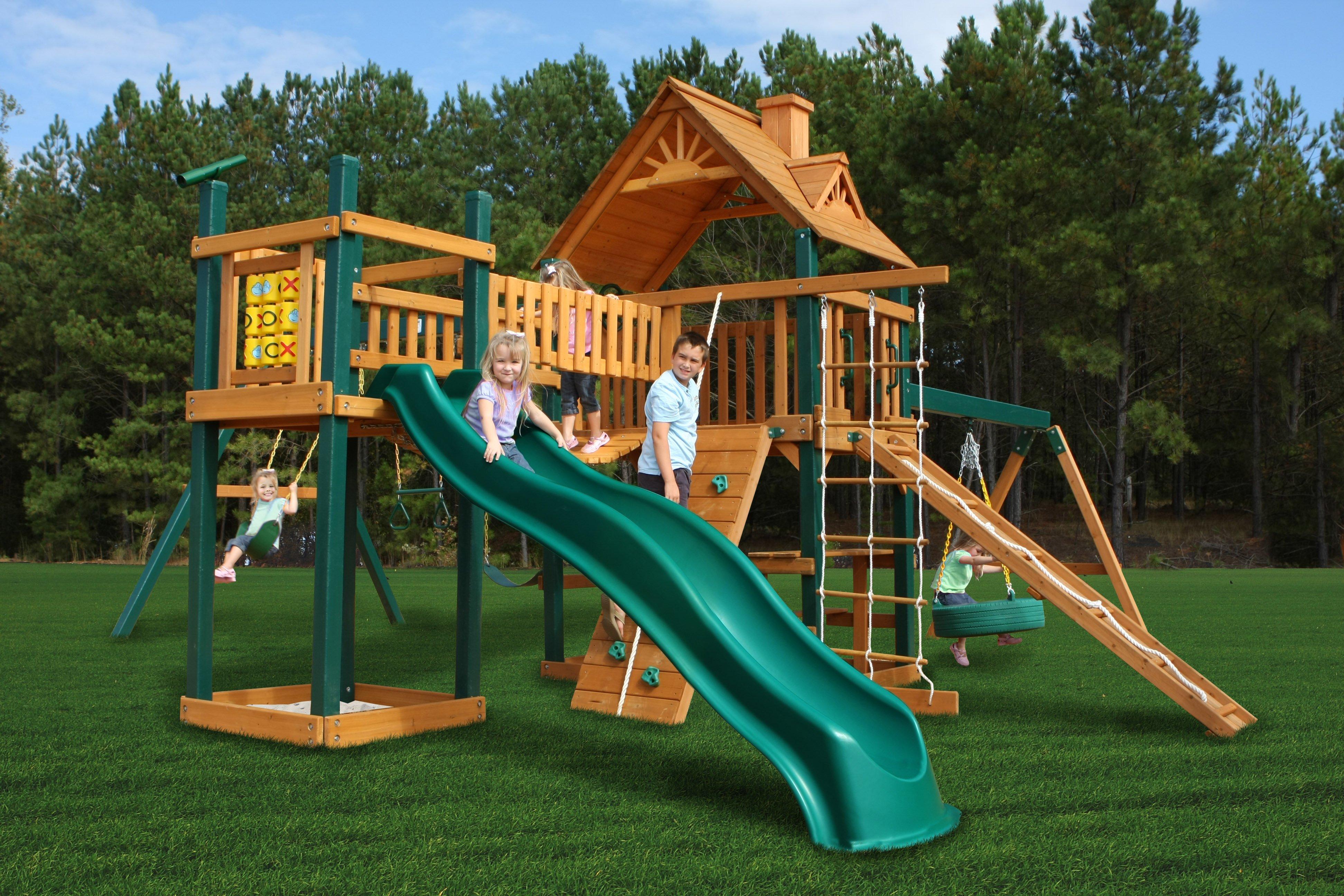Декор детской площадки своими руками фото 755