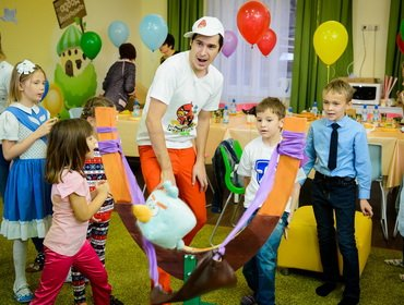Детский день рождения конкурсы