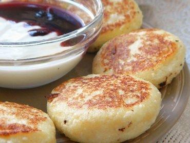 Как сделать вкусные сырники из творога рецепт