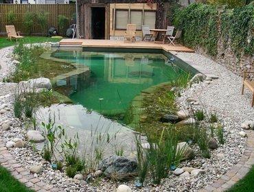 Строим бассейн для дачи своими руками