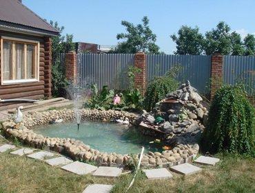 Дизайн вашего сада на даче