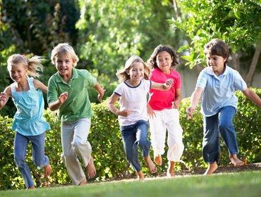 Командные конкурсы для детей