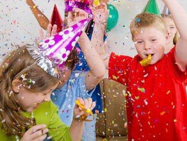 Новогодние конкурсы для детей и взрослых