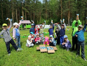 Конкурсы для маленьких детей, способствующие их адаптации в коллективе