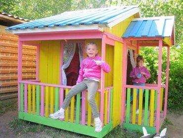 Идеи обустройства детского уголка на даче