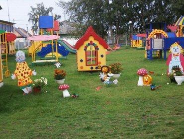 Детские площадки: идеи оформления
