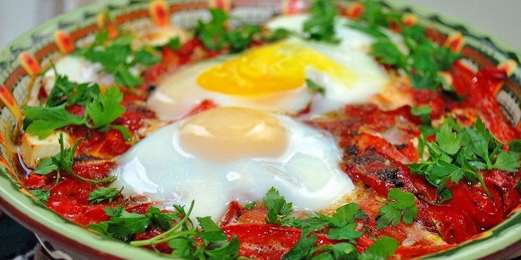 Рецепт запеченных овощей в горшочке в духовке с брынзой