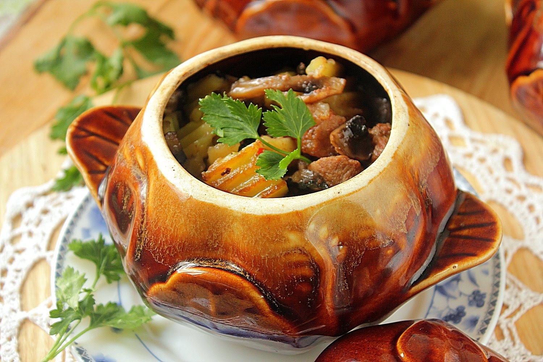 Первые блюда в горшочках: рецепты супов для духовки