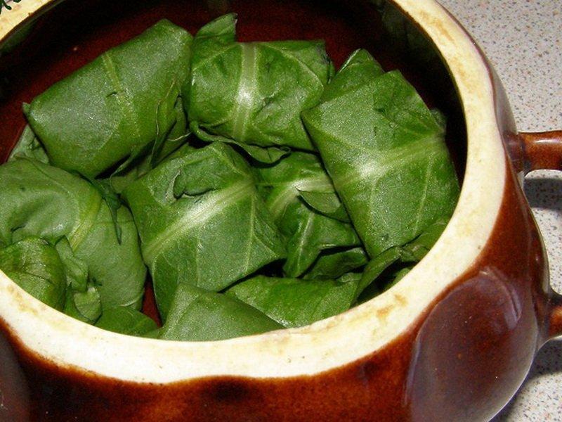 Рецепт свинины с квашенной капустой в горшочке фото