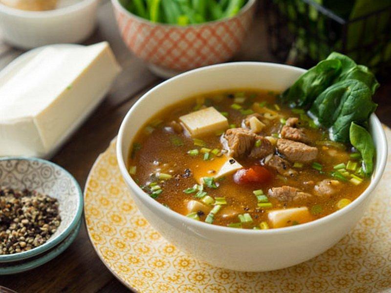 готовим первые блюда супы рецепты