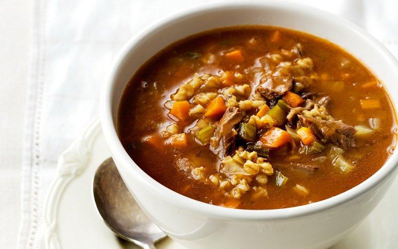 порционный горшок рецепт супа