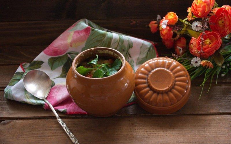 Рецепт жаркого из баранины в горшочках в духовке «По-шушенски»