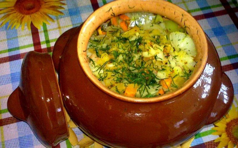 Рыба с картошкой в горшочках, запеченная в духовке: рецепты с фото фото