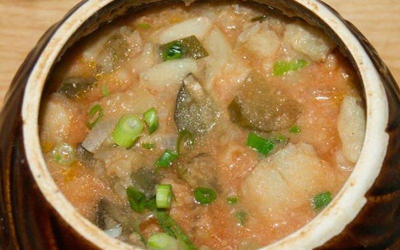 Как готовить рыбу в горшочках, запеченную со сливками фото