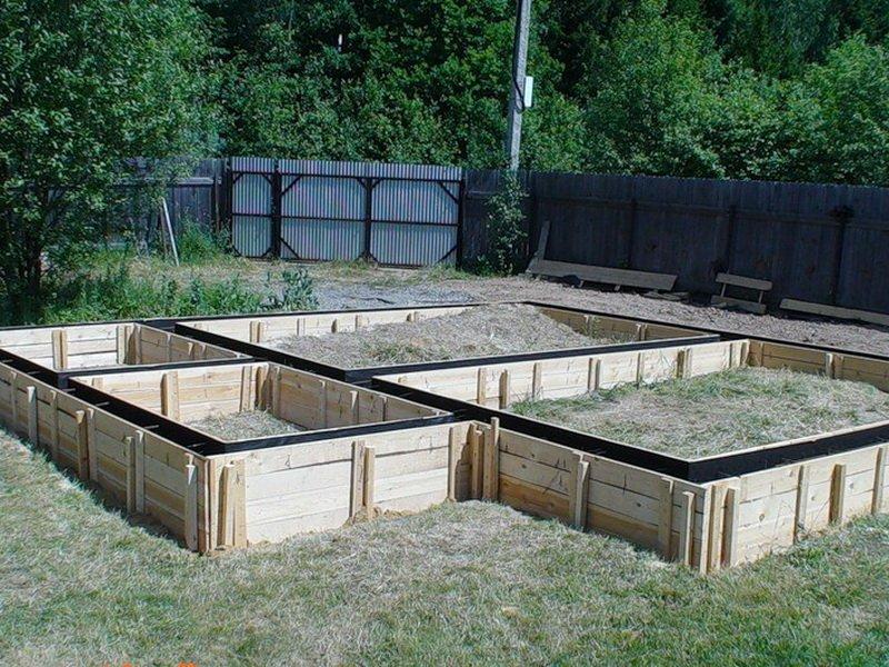 Ленточный фундамент для летней кухни