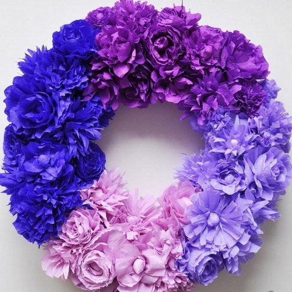 Как сделать своими руками украшение из цветов фото 185