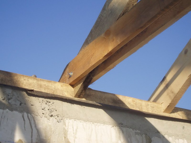 Как сделать стропила на крышу своими руками фото 17