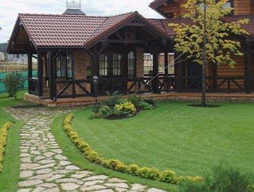 Выбор места для летней кухни на приусадебном дачном участке (с фото)