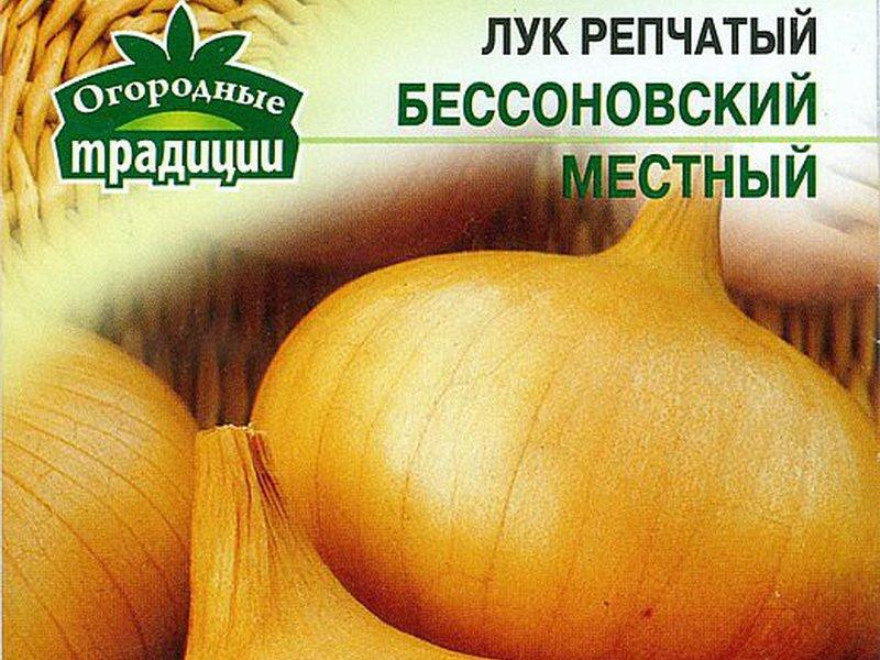 Семена Лука-шалота «Бессоновский местный» на фото