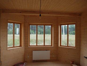 Изготовление деревянных окон и дверей своими руками: технология и видео