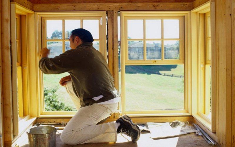 Технология изготовления деревянных окон своими руками (с видео)