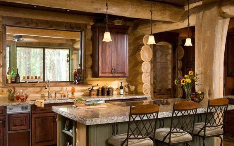 Внутренняя отделка летней кухни (фото внутри и снаружи) фото