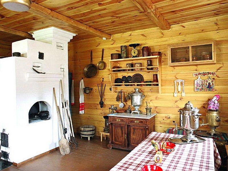 Кухня в этническом стиле (фото)
