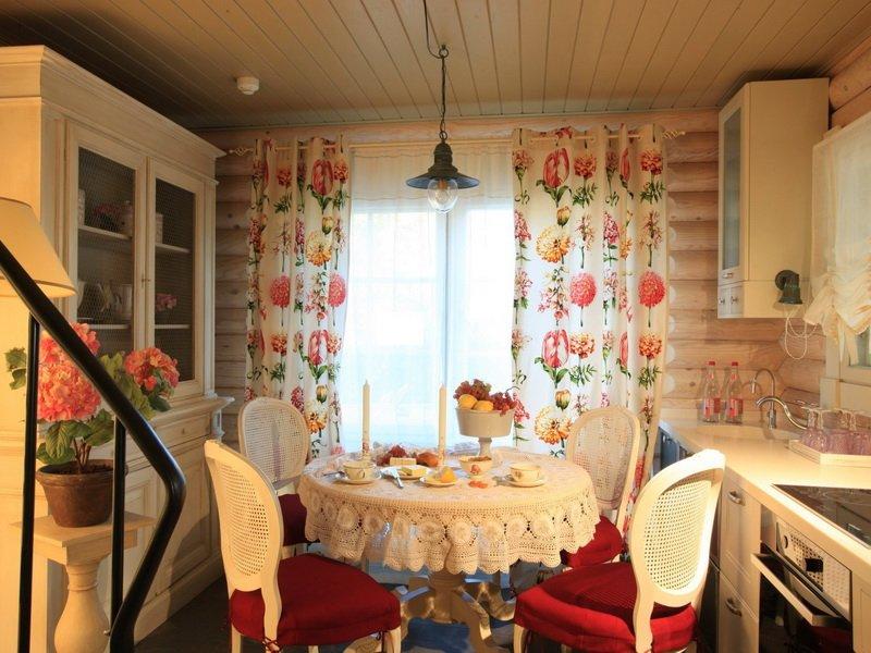 Кухня в деревенском стиле (фото)