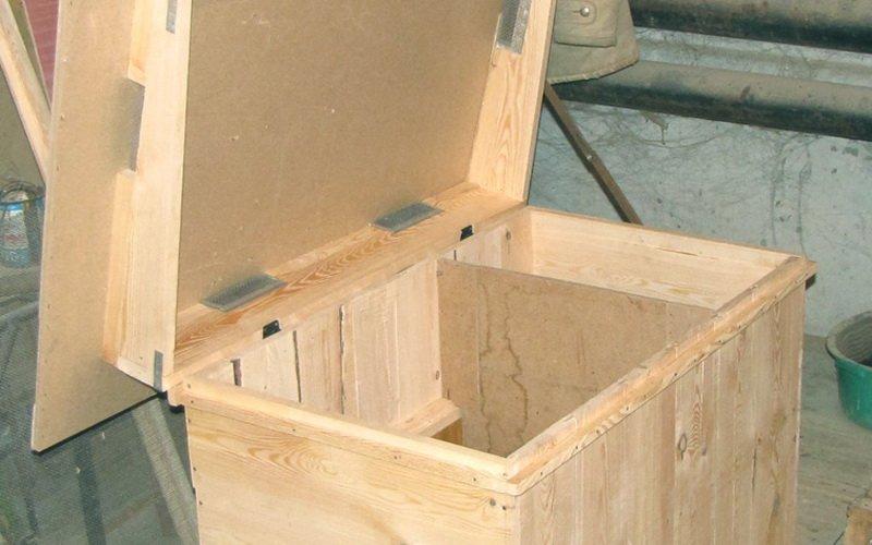 Современное пчеловодство: двухкорпусной тип конструкций ульев для пчел фото
