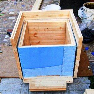 Как устроен секционный улей для пчел