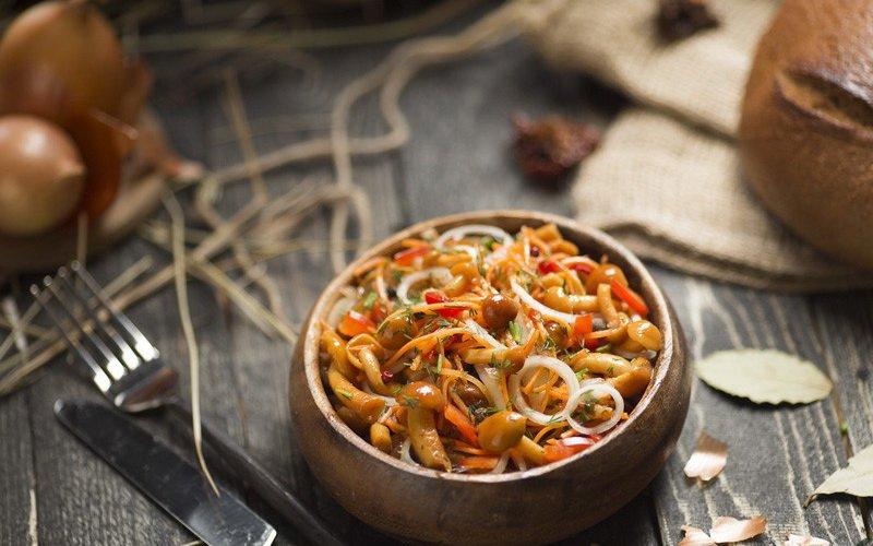 Мариновать грибы в домашних условиях рецепт 238