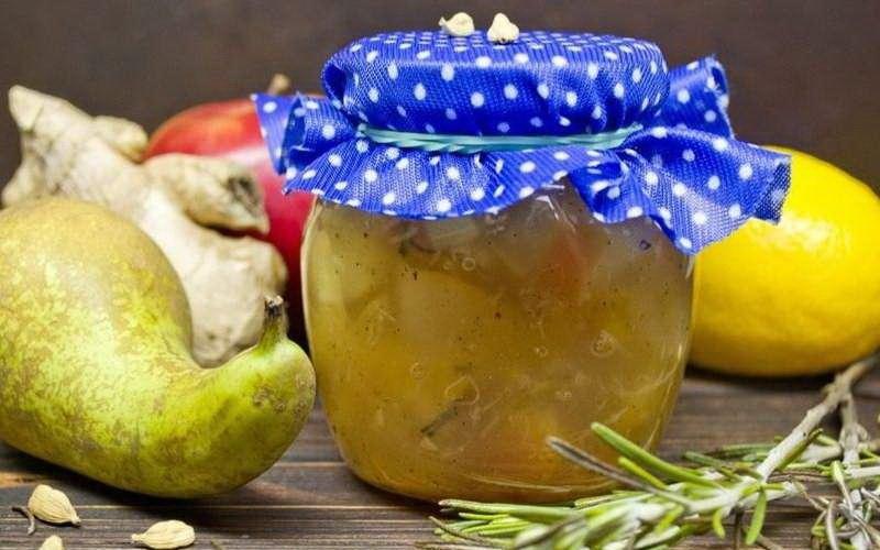 Простые рецепты джема из яблок в домашних условиях