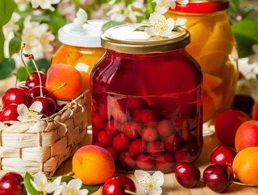 Домашние компоты из фруктов и ягод на зиму