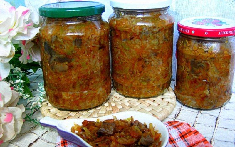 Рецепт солянки из грибов