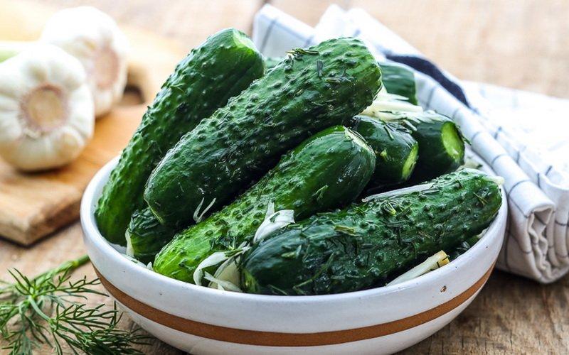 Рецепты огурцов, соленых в домашних условиях