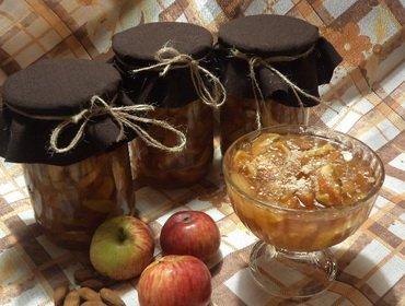 Рецепты варенья и джемов из яблок