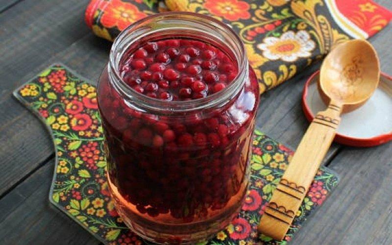 Рецепты ягод в собственном соку на зиму