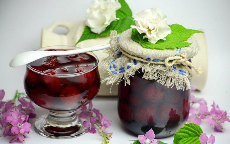 Рецепты ягод в собственном соку на зиму фото