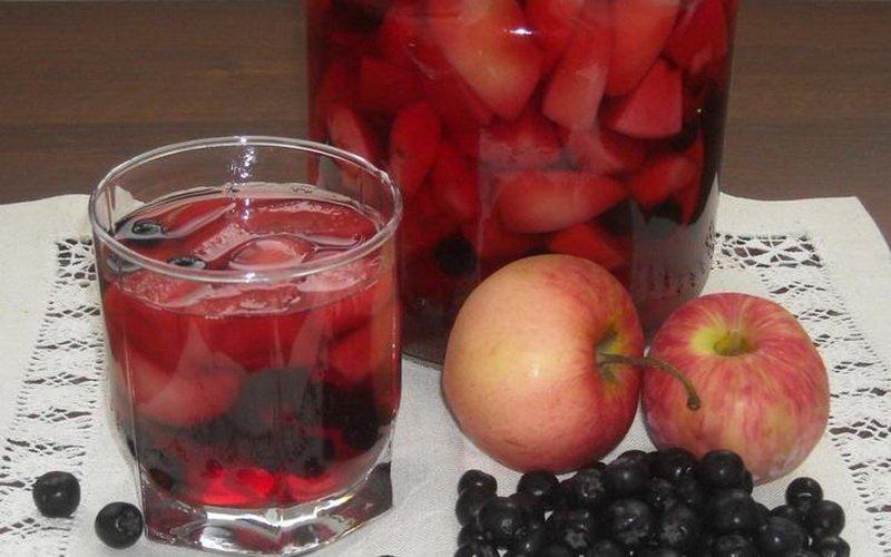 Рецепты, как сварить фруктово-ягодные компоты на зиму