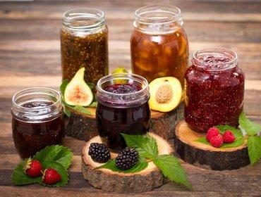 Рецепты варенья и джемов из разных ягод