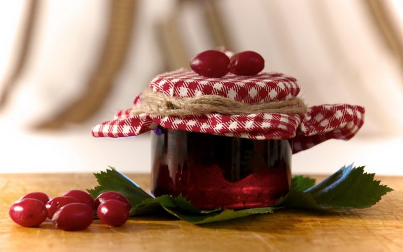 Как варить ягодное варенье из барбариса, шелковицы и винограда