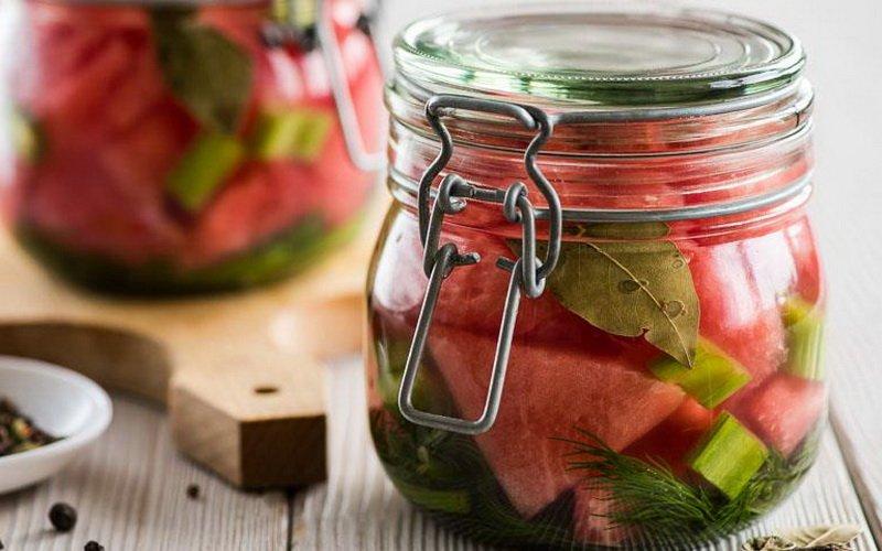 Маринованные и соленые арбузы на зиму
