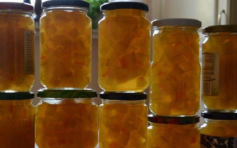 Простые рецепты варенья из арбузов