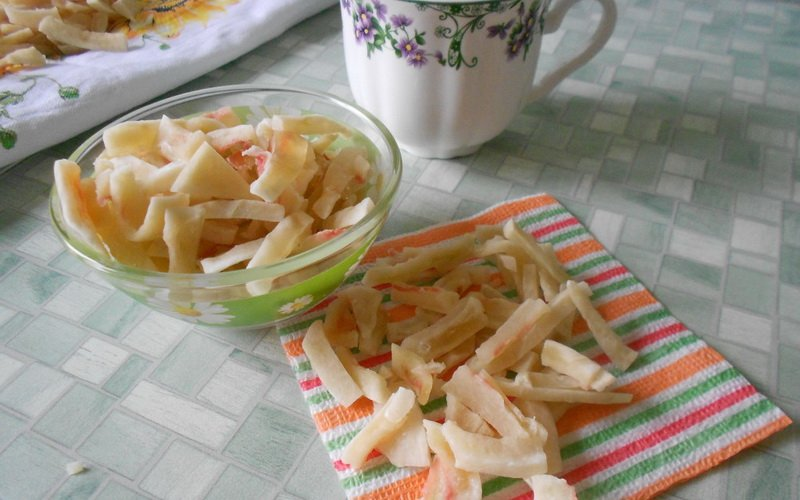 Желе и цукаты из арбузов фото