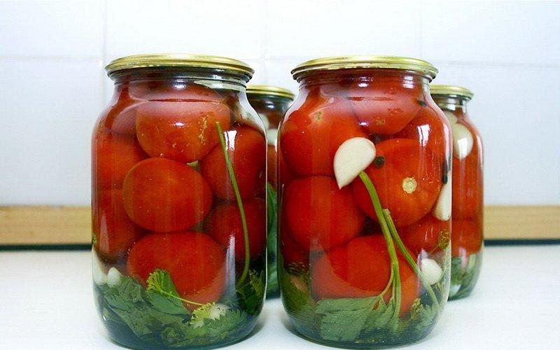 Маринованные помидоры: простые рецепты приготовления