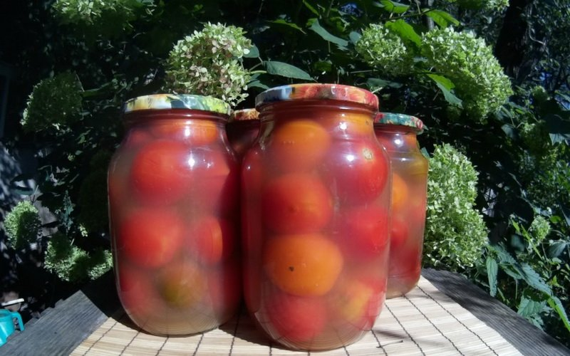 Маринованные помидоры: простые рецепты приготовления фото