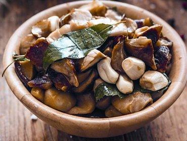 Простые рецепты соленых грибов на зиму