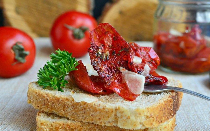 Как приготовить вяленые помидоры в домашних условиях: рецепты с фото фото