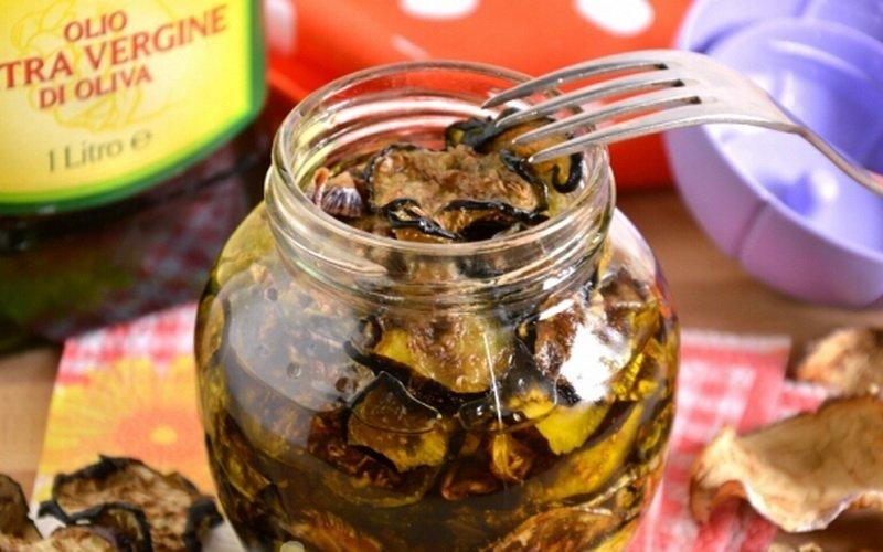 Как вялить баклажаны, перец и кабачки